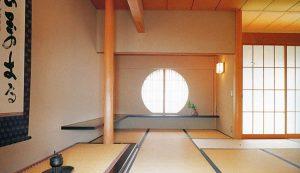خانه سنتی ژاپنی