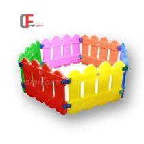 نرده پلاستیکی بازی کودک